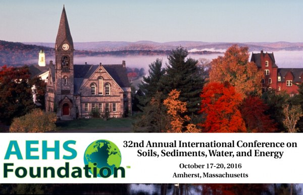 Geosyntec to Present at the 32nd Annual International Conference on  Soils, Sediments, Water, and Energy