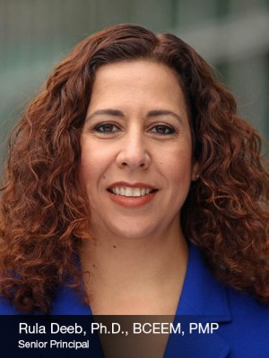 Rula Deeb Reappointed to Arab-American Frontiers of Science, Engineering, and Medicine Oversight Committee