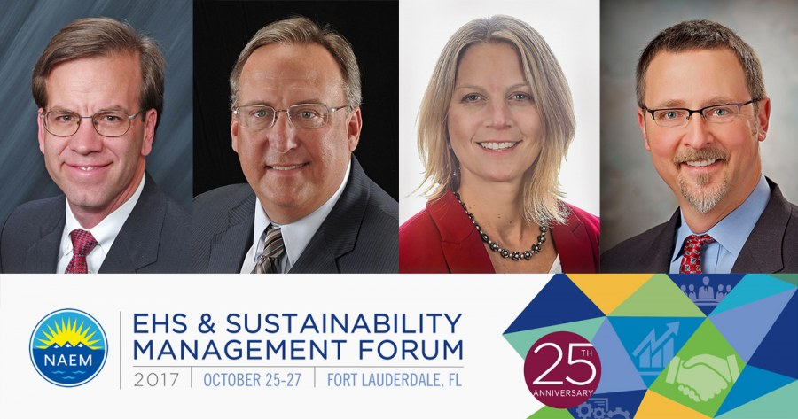 Geosyntec Sponsors NAEM EHS & Sustainability Management Forum