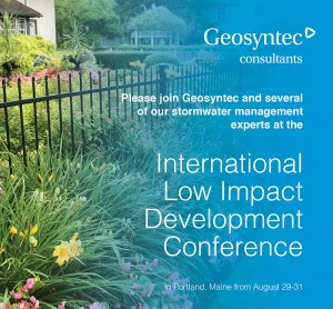 Geosyntec Employees to Present at the International LID Conference