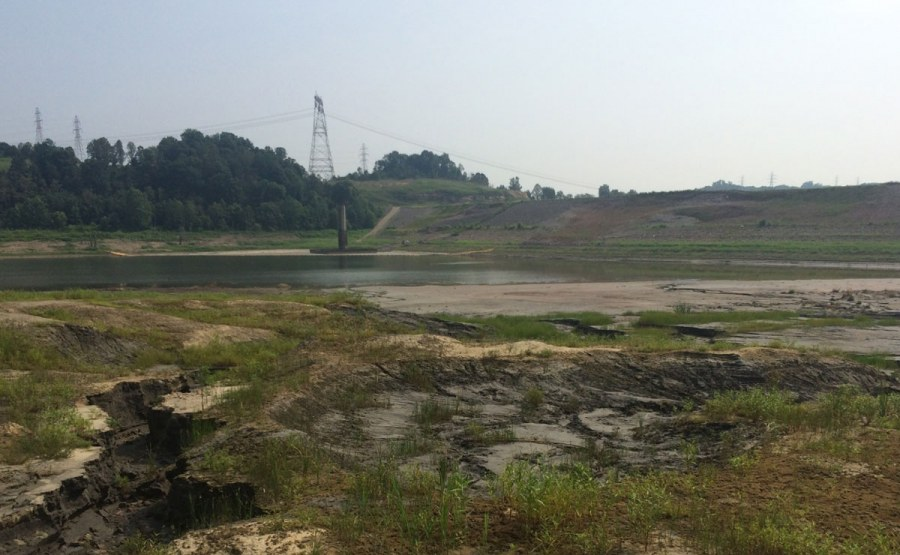 Geosyntec designed the closure of a coal fly ash pond in Ohio that included lowering a high hazard dam and meeting federal CCR regulations.