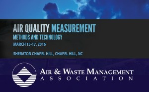 Curtis Laush and Brian Adair to Present at Air Quality Measurement Methods and Technology Conference
