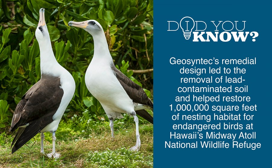 Removal and Treatment of Lead-Contaminated Soil Midway Atoll National Wildlife Refuge