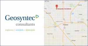 Geosyntec Announces New Office Location in Fresno, California