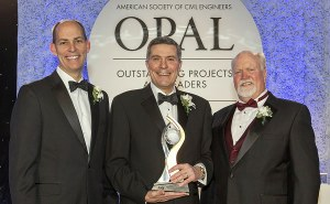 Rudolph Bonaparte Receives 2016 OPAL Award