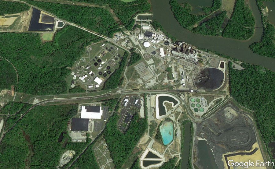Coal Ash Pond Closure Design at the Chesterfield Power Station