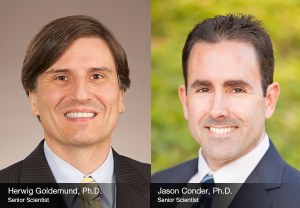 Jason Conder and Herwig Goldemund Join Panel on Per- and Polyfluorinated Alkyl Substances