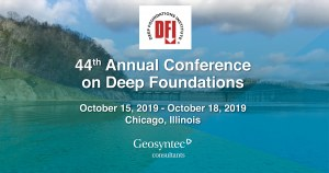Geosyntec to Contribute to DFI 44th Annual Conference