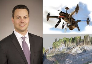 Bill Harris Co-Presented on Unmanned Aircraft Systems Applications in the Solid Waste Industry
