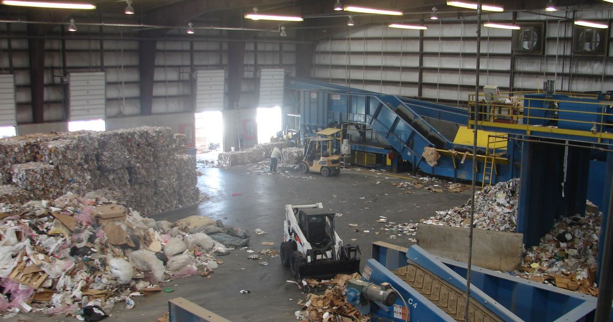 Transfer Station and Materials Recovery Facility (MRF) Services