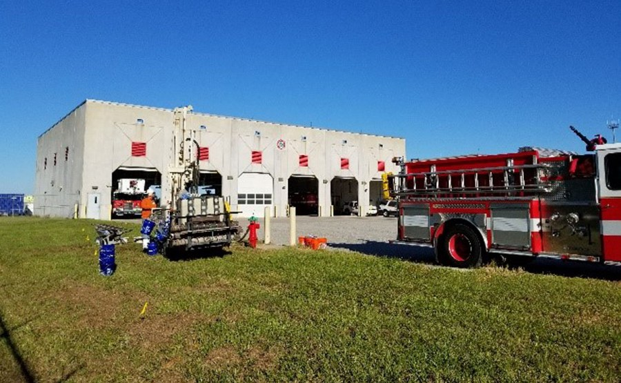 Geosyntec is conducting comprehensive groundwater investigations at industrial and fire training areas impacted by PFAS in Florida.