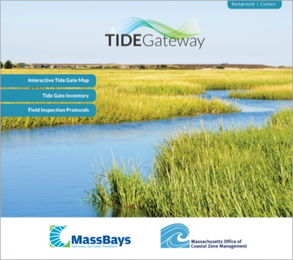 Geosyntec Develops TIDEGateway, a Web-Based Assessment Tool for Massachusetts Tide Gates