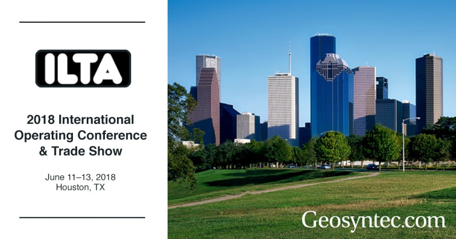 Geosyntec Staff Featured at the ILTA 2018 International Operating Conference & Trade Show