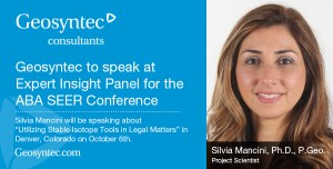 Silvia Mancini to Speak at Expert Insight Panel for ABA SEER Conference