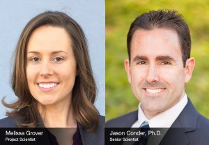 Melissa Grover and Jason Conder Highlighted During SERDP/ESTCP Webinar Series
