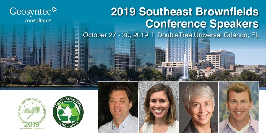 Geosyntec Team to Present at the 2019 Southeast Brownfields Conference