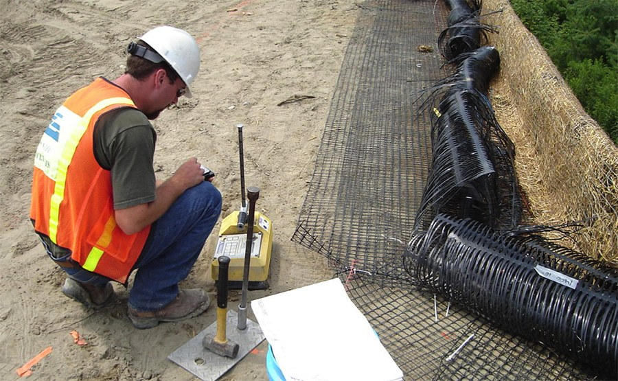 Stabilized Earth Walls Construction : Construction inspection course for mechanically stabilized