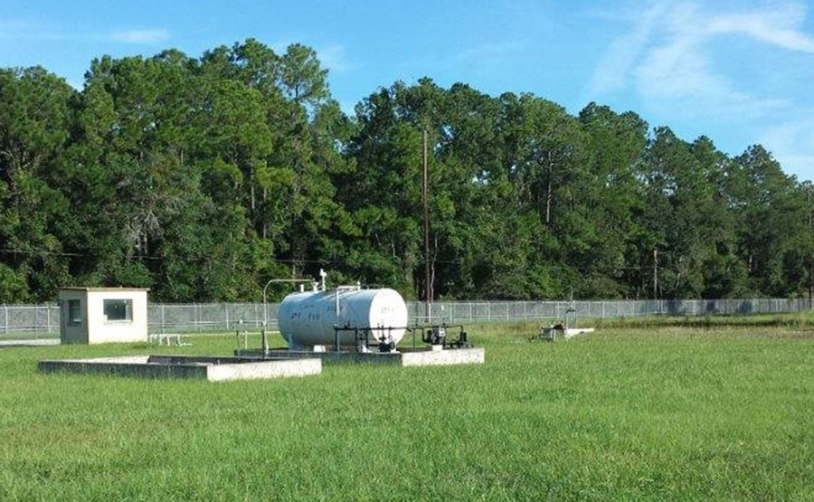 Geosyntec's team demonstrated the effectiveness of an in situ technology to destroy PFAS in soil and groundwater.