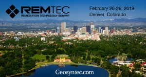 Geosyntec Staff to Contribute to RemTEC, The Remediation Technology Summit