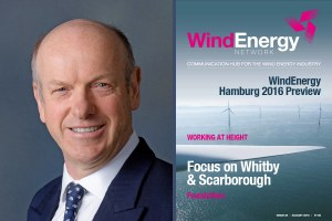 Duncan Talbert Published in Wind Energy Network Magazine