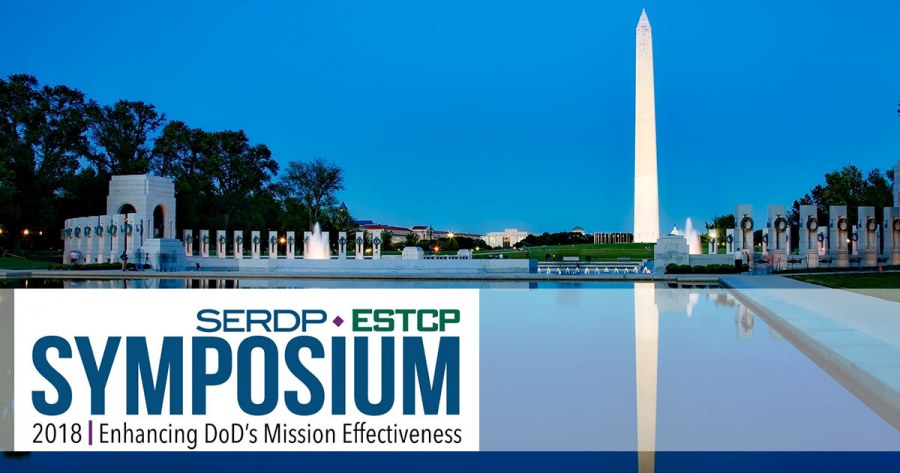 Geosyntec Staff Contributing to the SERDP & ESTCP Symposium 2018