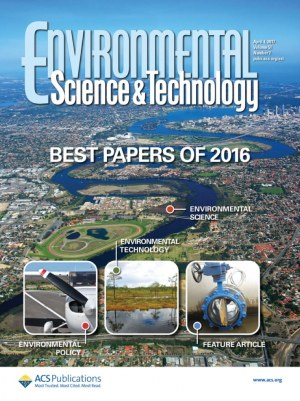 Smarter Stormwater Systems Named Best Feature Paper by Environmental Science & Technology