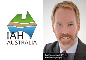Lange Jorstad Elected President of the Australian Chapter of the International Association of Hydrogeologists