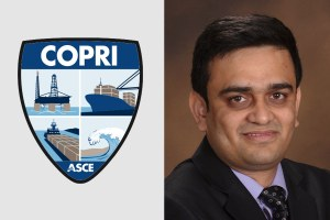 Rishab Mahajan to Speak on Sediment Transport Modeling for Ports and Harbors at ASCE COPRI Meeting