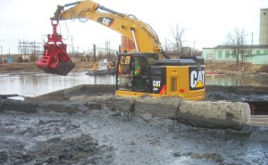 Ada Pond Sediment Investigation, Remedial Design, and Construction Management