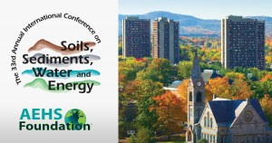 Geosyntec Participation at the 33rd Annual International Conference on Soils, Sediments, Water, and Energy