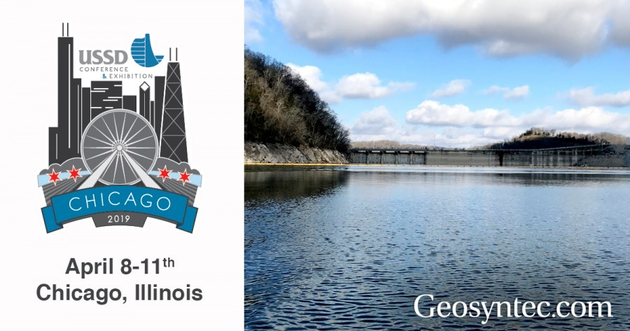 Geosyntec Staff Contribute to the 2019 USSD Conference and Exhibition