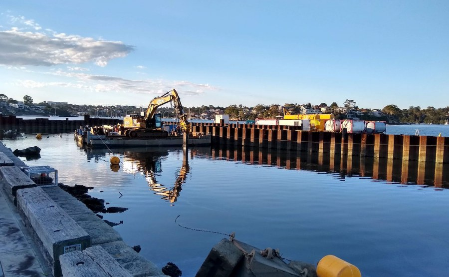 Remedial Design and Construction Support of the Kendall Bay Sediment Remediation
