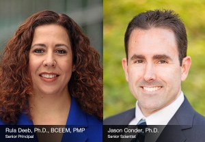 Rula Deeb and Jason Conder Present in PFAS Webinar for NEWMOA