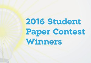 Geosyntec Announces Winners of Its 2016 Student Paper Contest