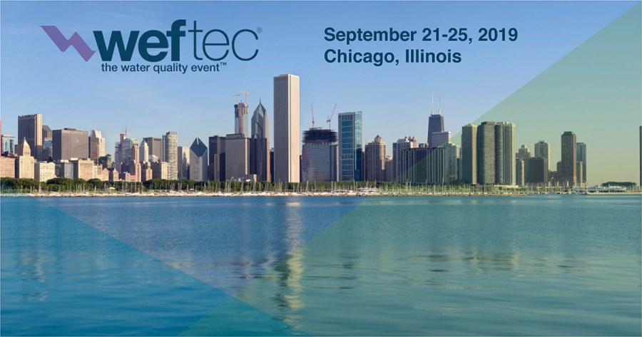 Geosyntec Staff to Speak at the Water Environment Federation's Technical Exhibition and Conference