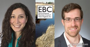 Andrea Braga and David Roman to Participate in EBC Program on the Impact of Climate Change on Stormwater Management