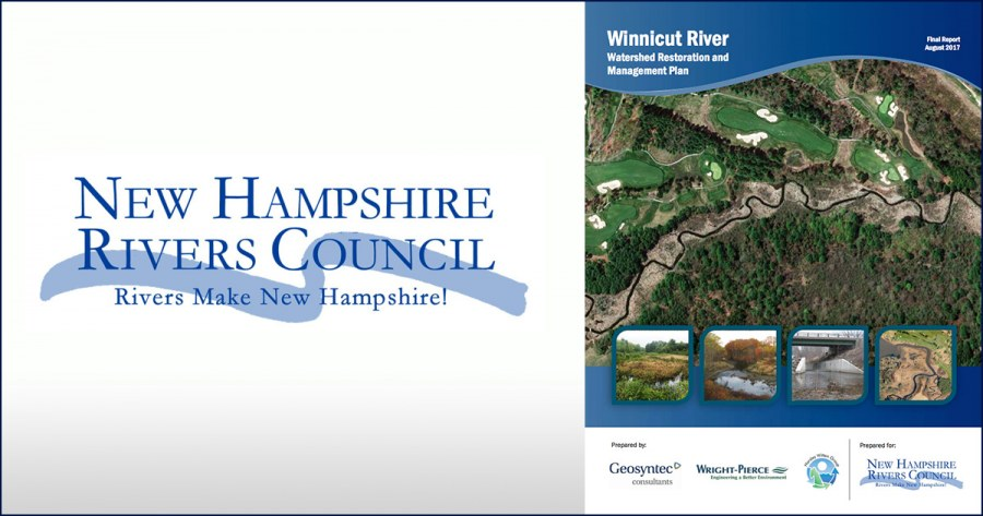 Geosyntec's Winnicut River Watershed Restoration and Management Plan is Published