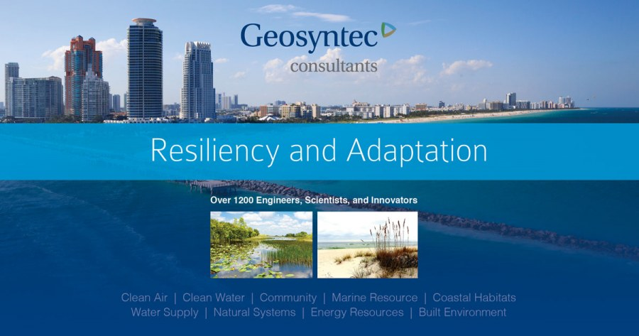 Geosyntec Consultants at the 9th Annual Southeast Florida Regional Climate Leadership Summit