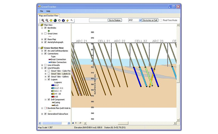 Interactive Gis Application Development And Implementation For