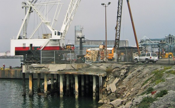 To increase its ship loading capabilities, the Port selected Geosyntec to develop geotechnical engineering design data that would allow the installation of a new, heavier loader within the existing wharf foot print.